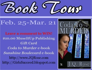 Blog tour MIU Card
