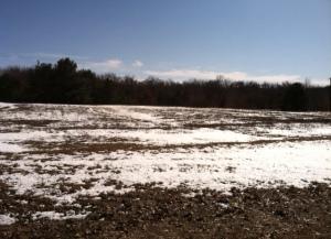 Dougar Field winter