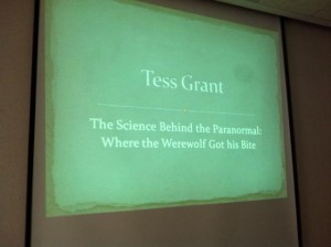 Tess Grant