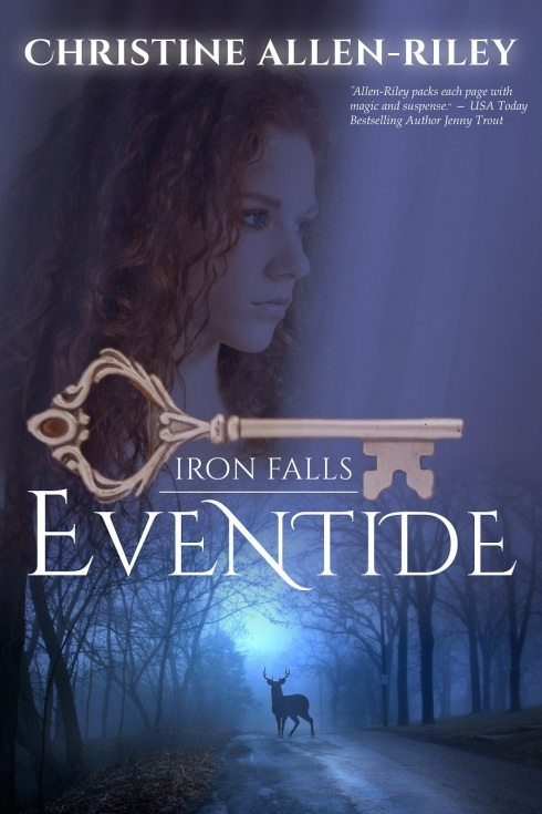 EVENTIDE (Iron Falls, Book One) - smaller size-1