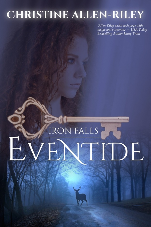 EVENTIDE (Iron Falls, Book One) - smaller size-1