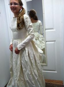 Ren Faire base dress